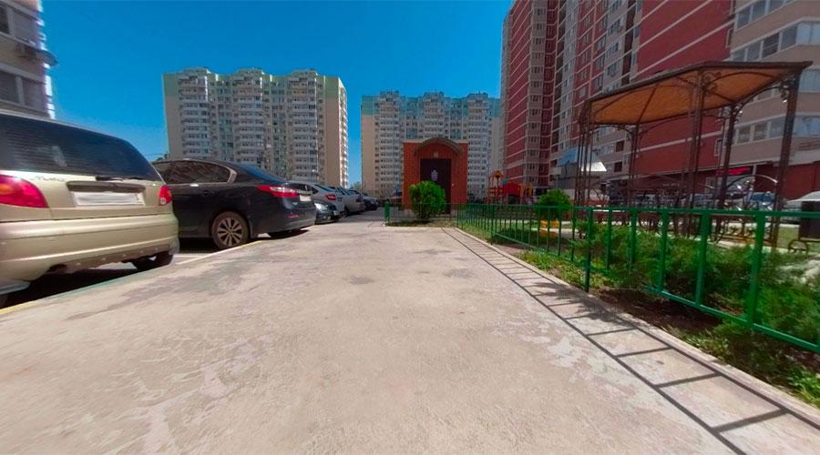 Отчет о строительстве ЖК «Поющие Фонтаны», сентябрь, 2019г.