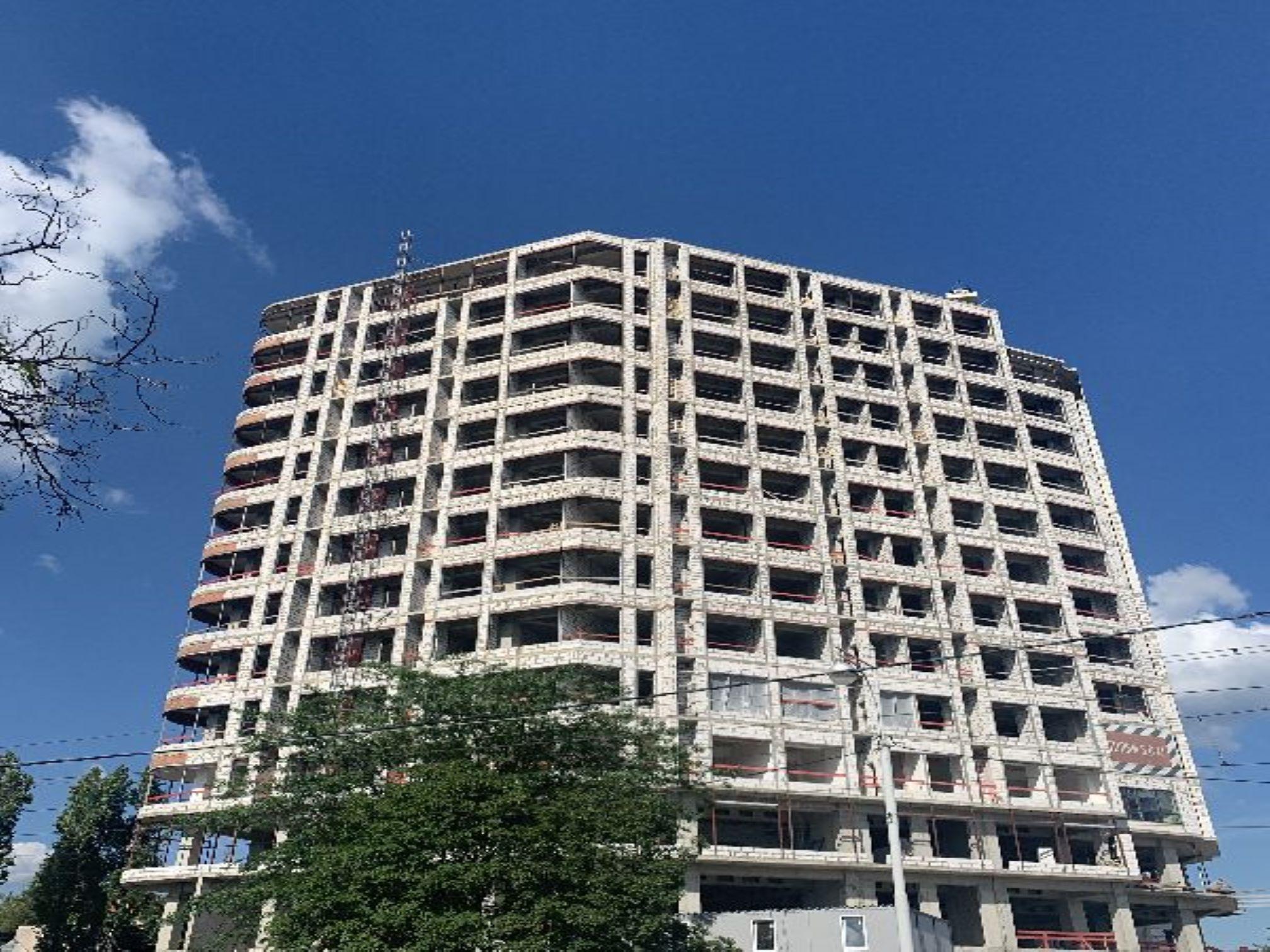 Отчет о строительстве ЖК «Development Plaza», июнь , 2020г.