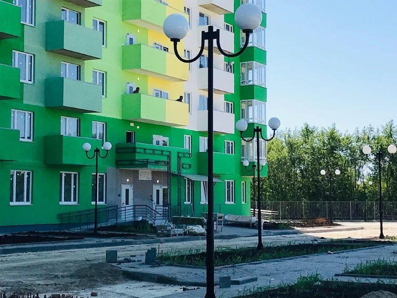 Отчет о строительстве ЖК «Fresh», июнь , 2020г.