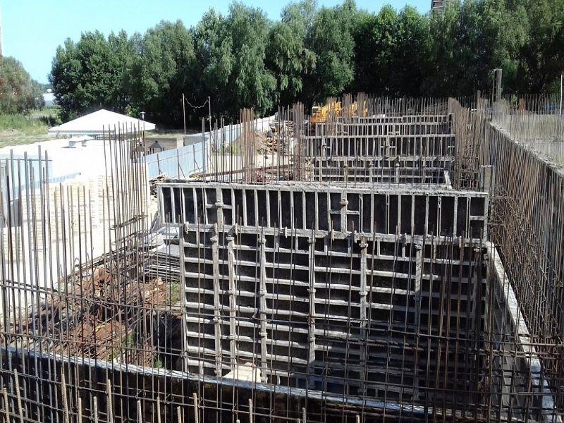 Отчет о строительстве ЖК «Мелодия», июнь , 2020г.