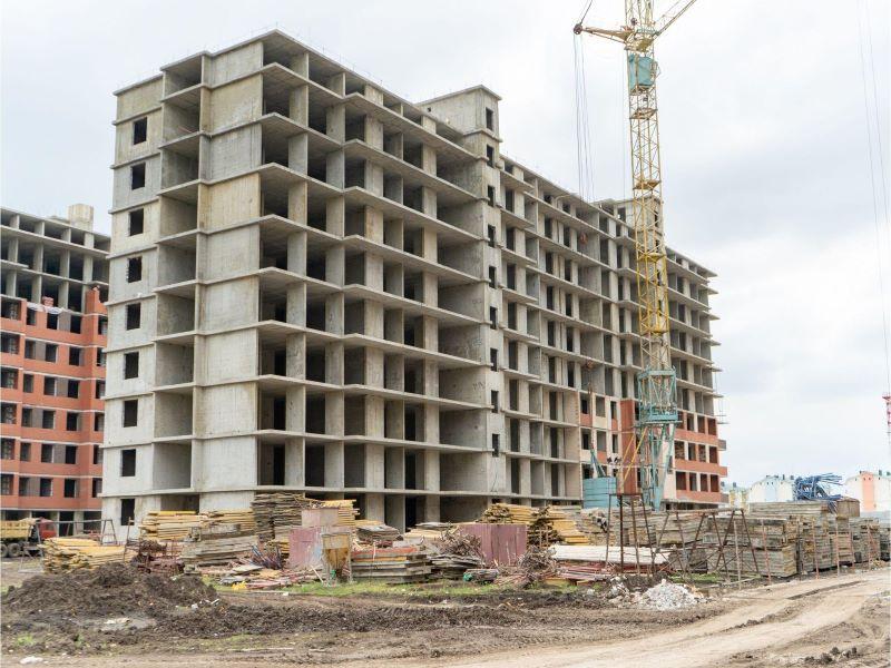 Отчет о строительстве ЖК «Сказка Град», июнь , 2020г.