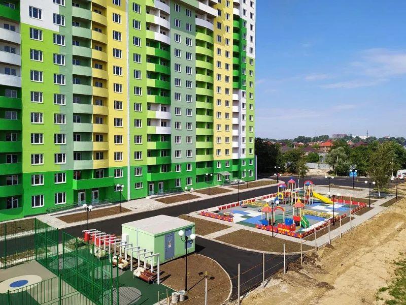 Отчет о строительстве ЖК «Fresh», июль, 2020г.