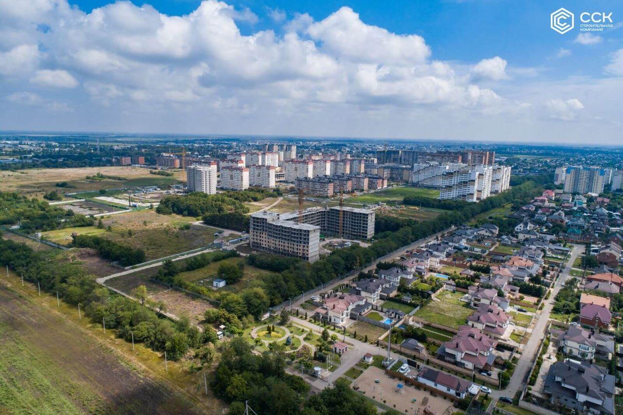 Отчет о строительстве ЖК «Открытие», июль, 2020г.