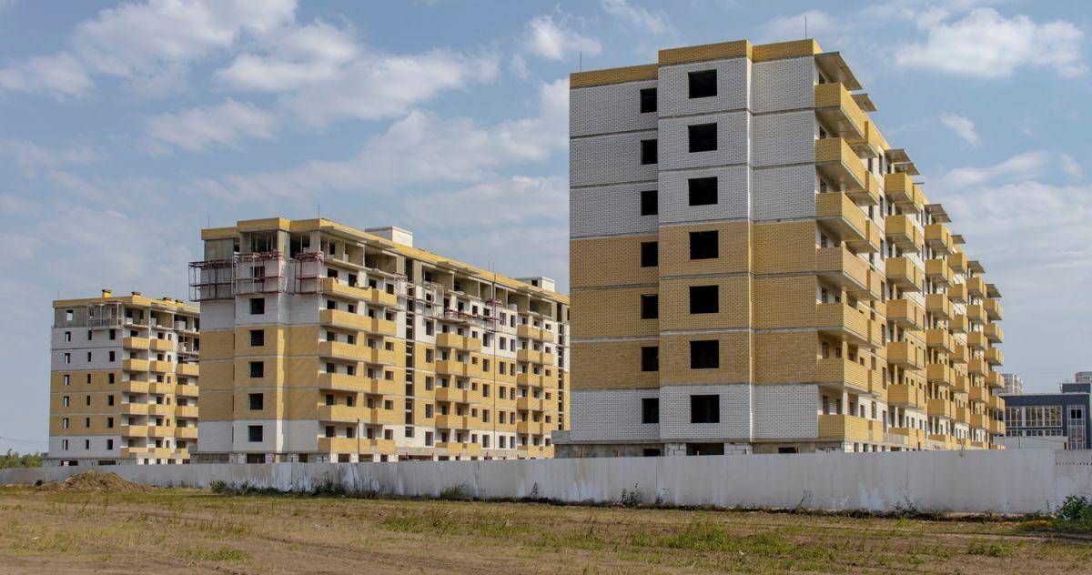 Отчет о строительстве ЖК «Светлоград», июль, 2020г.
