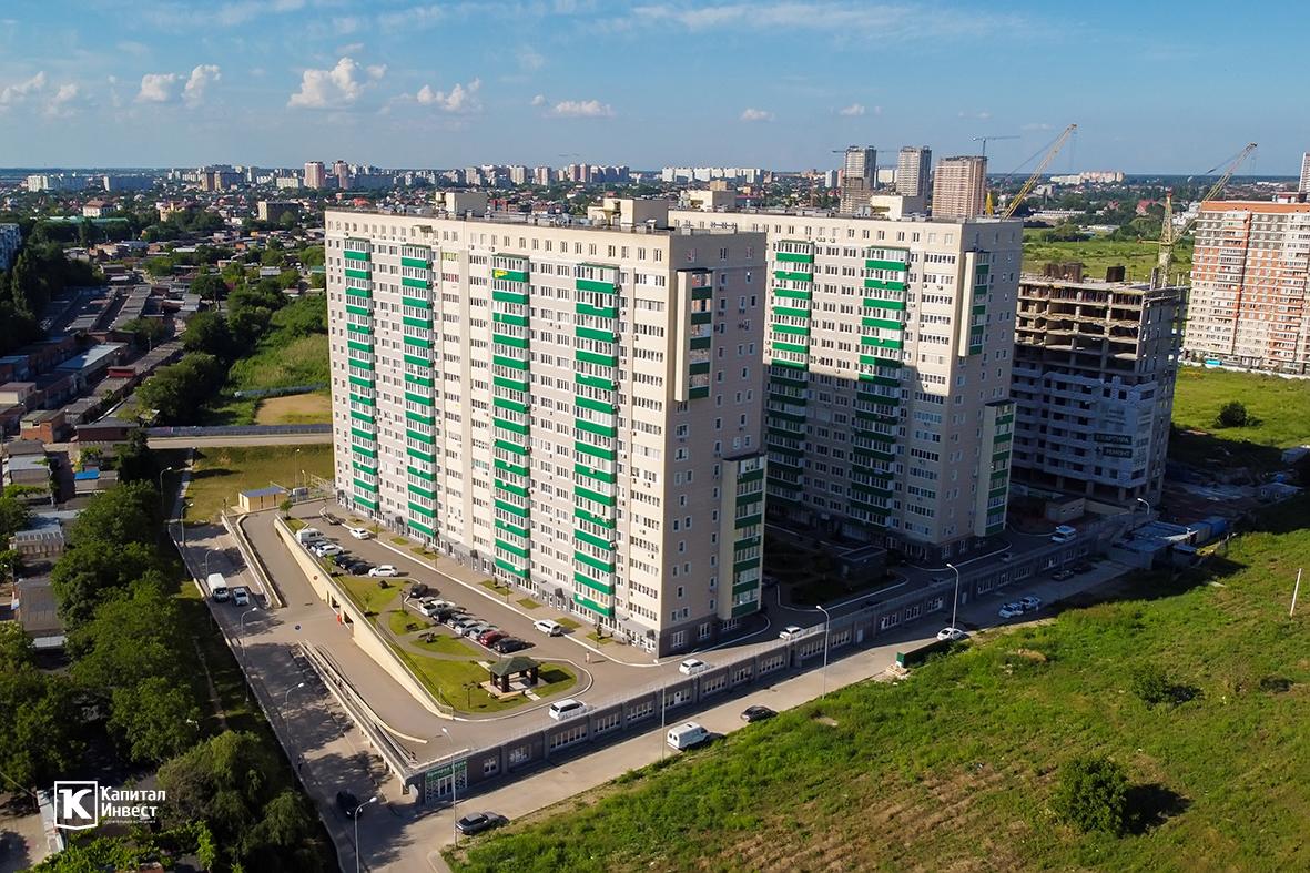Отчет о строительстве ЖК «Грин парк», июнь, 2020г.