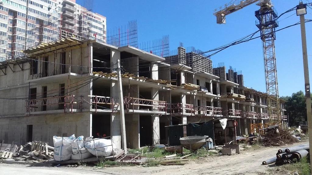 Отчет о строительстве ЖК «Мелодия», август, 2020г.
