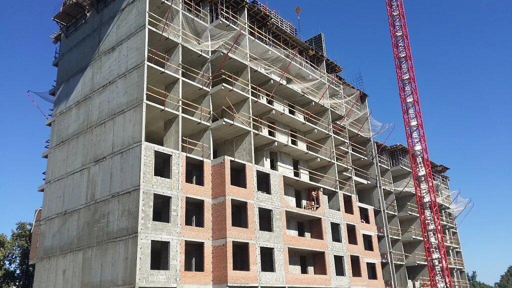Отчет о строительстве ЖК «Novella», август, 2020г.