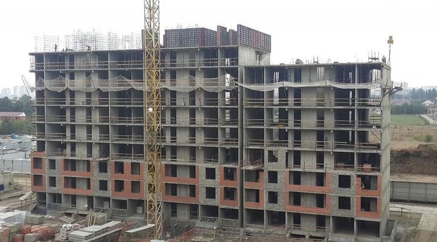 Отчет о строительстве ЖК «Novella», сентябрь, 2020г.