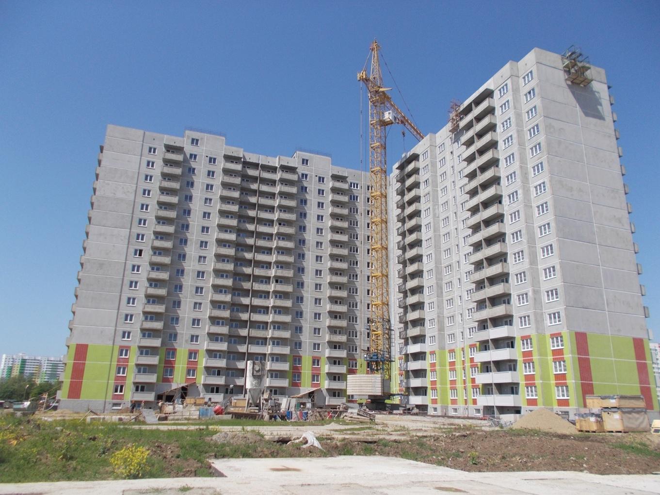 Отчет о строительстве ЖК «Почтовый», июнь, 2020г.