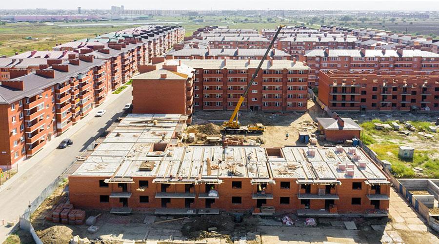 Отчет о строительстве ЖК «Родной дом», сентябрь, 2020г.