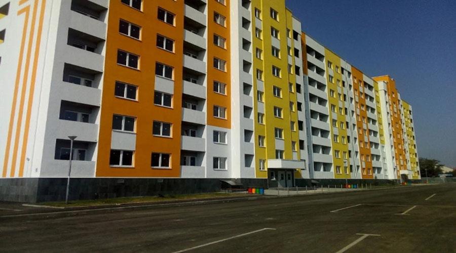 Отчет о строительстве ЖК «Спортивный парк», сентябрь, 2020г.