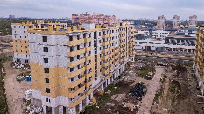 Отчет о строительстве ЖК «Светлоград», август, 2020г.