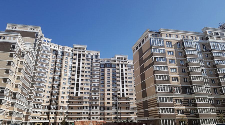 Отчет о строительстве Neo квартал «Красная площадь», сентябрь, 2020г.
