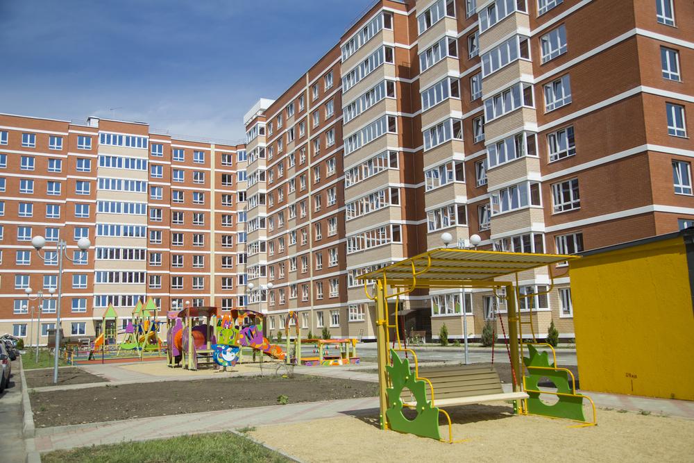 Отчет о строительстве ЖК «Спортивная деревня», сентябрь, 2020г.
