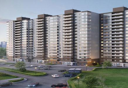 Жилой комплекс «Улыбка» в Краснодаре