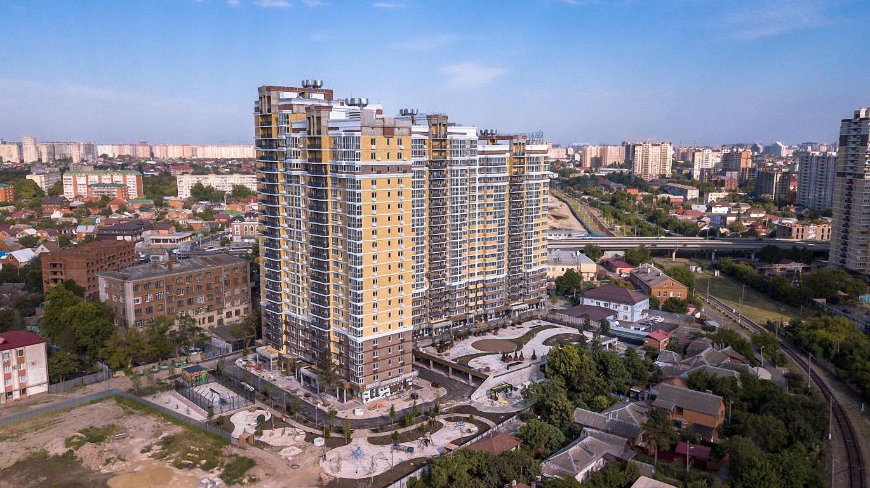 Отчет о строительстве ЖК «Все свои», сентябрь, 2020г.