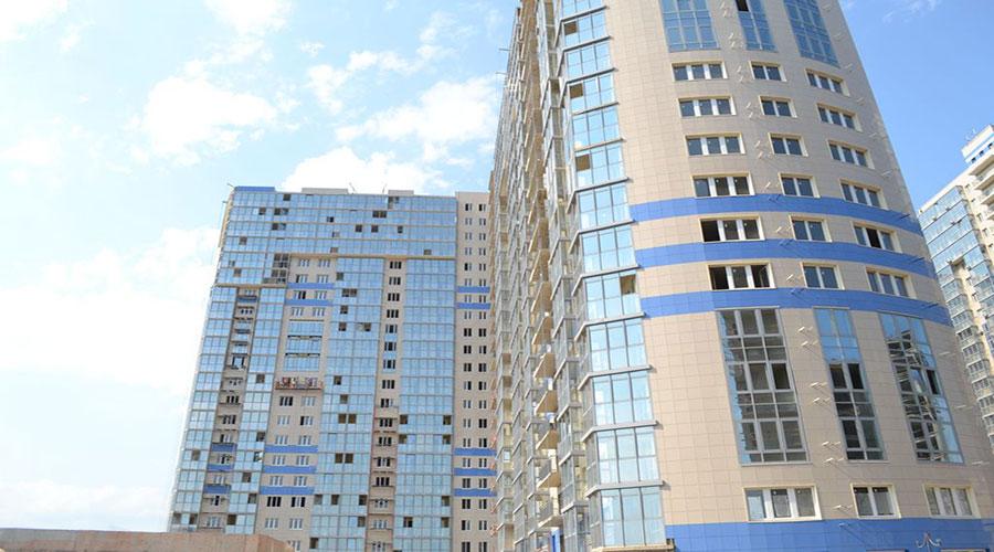 Отчет о строительстве ЖК «Аквамарин», август, 2018г.