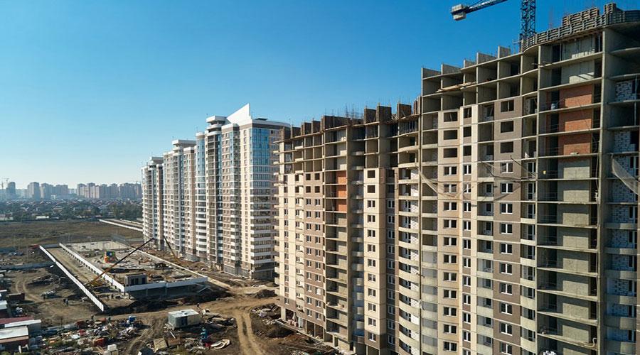 Отчет о строительстве ЖК «Атлант», октябрь, 2020г.