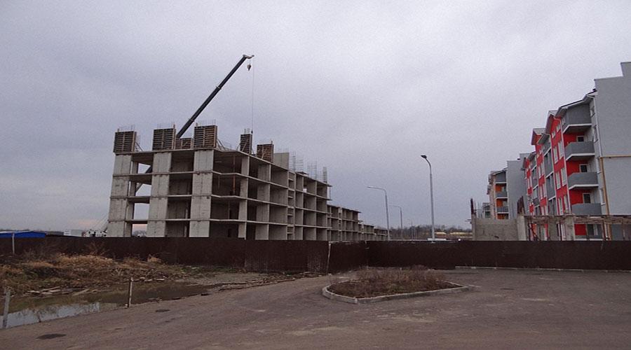 Отчет о строительстве ЖК «Дубровка», январь, 2020г.