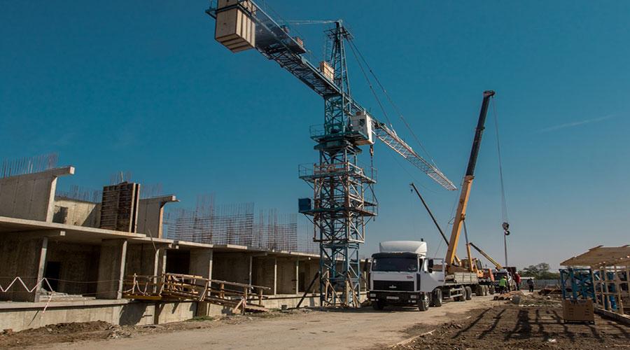 Отчет о строительстве ЖК «Дыхание», октябрь, 2020г.