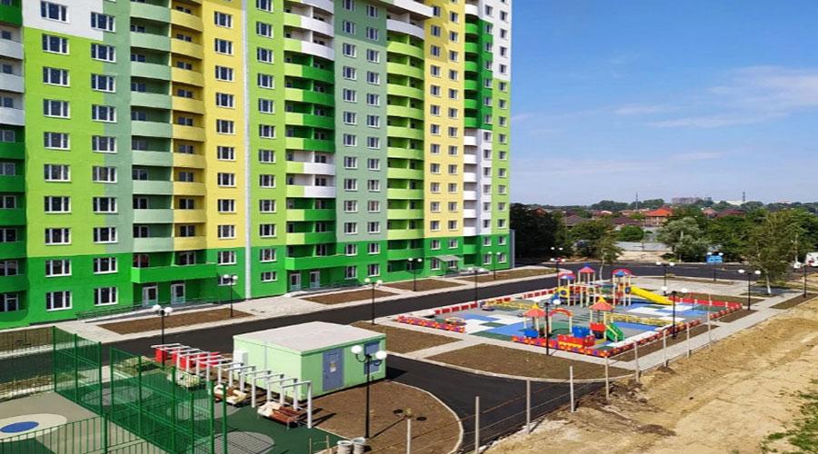 Отчет о строительстве ЖК «Fresh», октябрь, 2020г.