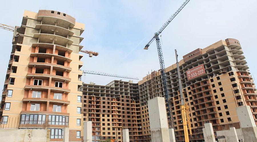 Отчет о строительстве ЖК «Лайм», октябрь, 2020г.