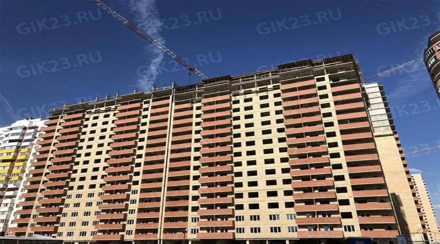Отчет о строительстве ЖК «7 Вершин», август, 2020г.