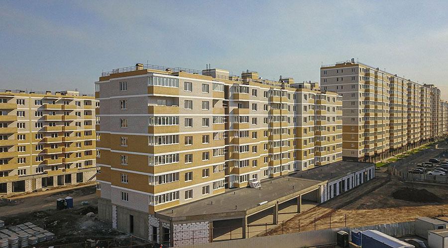 Отчет о строительстве ЖК «Светлоград», октябрь, 2020г.