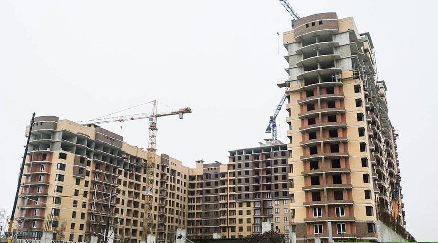 Отчет о строительстве ЖК «Лайм», ноябрь, 2020г.