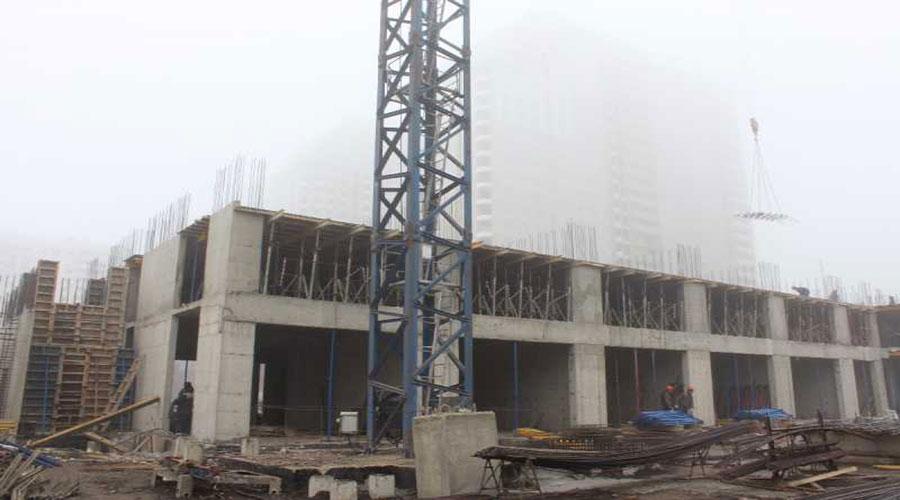 Отчет о строительстве ЖК «Кубанский», ноябрь, 2020г.