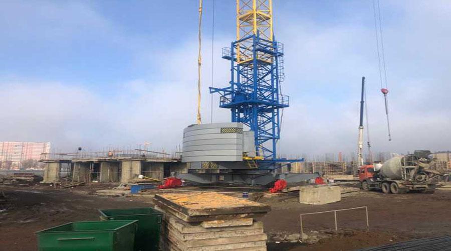 Отчет о строительстве ЖК «Облака», ноябрь, 2020г.