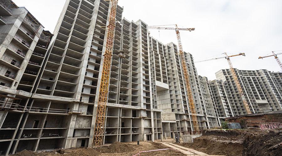 Отчет о строительстве ЖК «Сердце», ноябрь, 2020г.