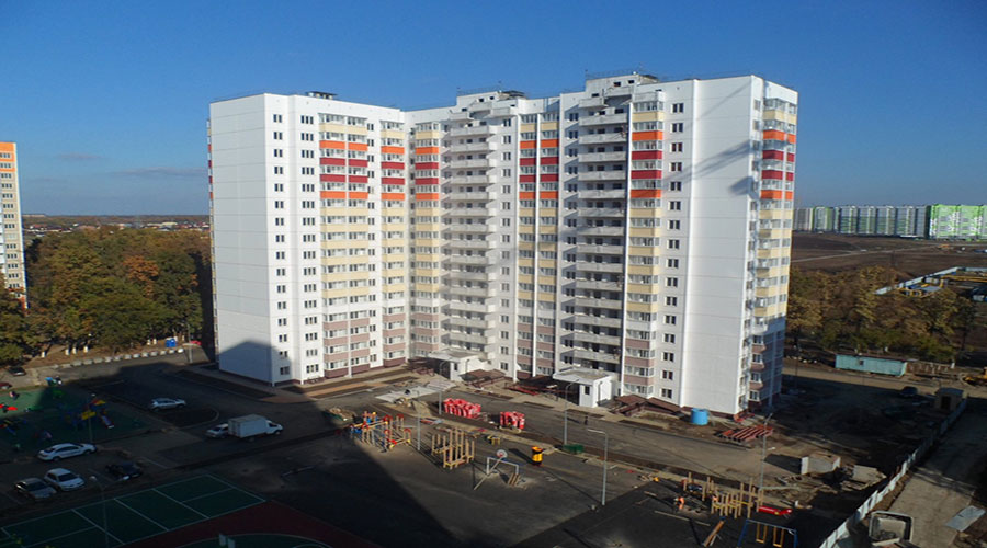 Отчет о строительстве ЖК «Восточно-Кругликовский», ноябрь, 2020г.