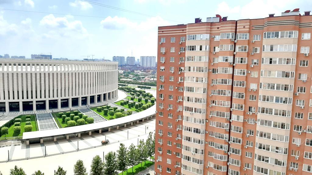 квартира с видом на парк краснодар