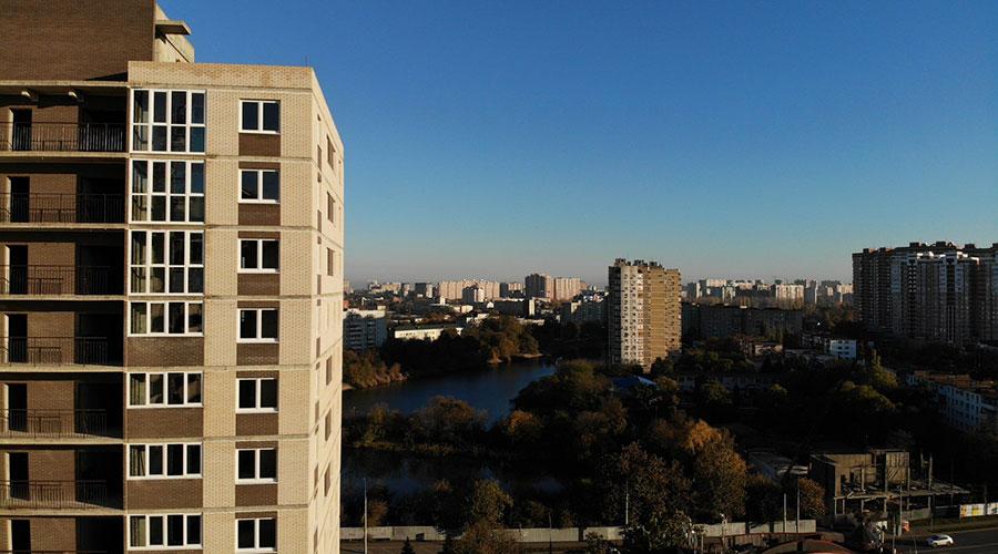 Отчет о строительстве ЖК «Айвазовский», декабрь, 2020г.