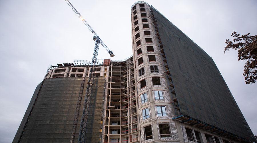 Отчет о строительстве ЖК «Development Plaza», декабрь, 2020г.