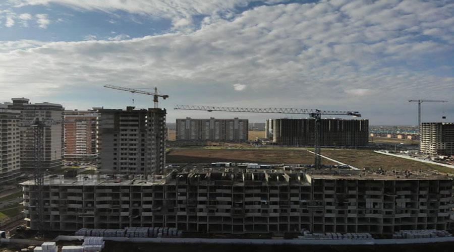 Отчет о строительстве ЖК «Дружный-2», ноябрь, 2020г.
