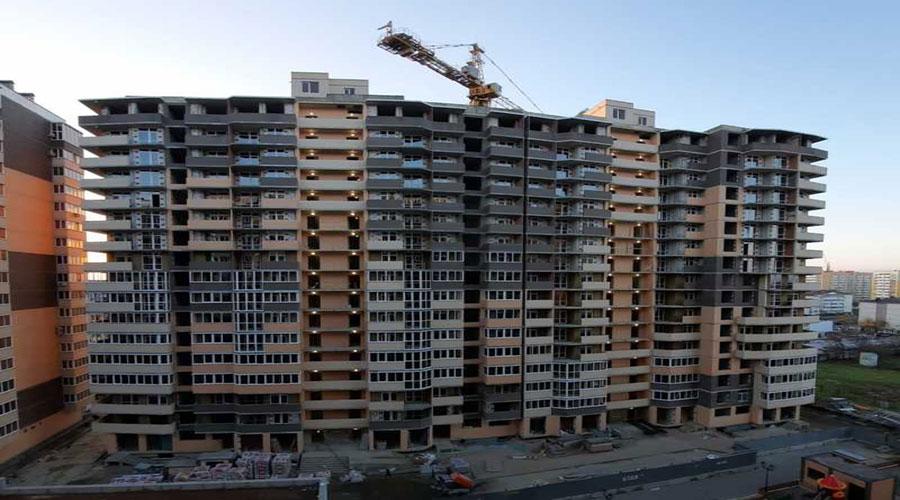 Отчет о строительстве ЖК «Дуэт», декабрь, 2020г.