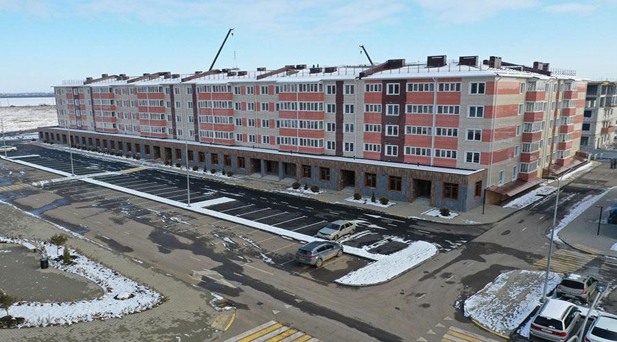 Отчет о строительстве ЖК «Краски», декабрь, 2020г.