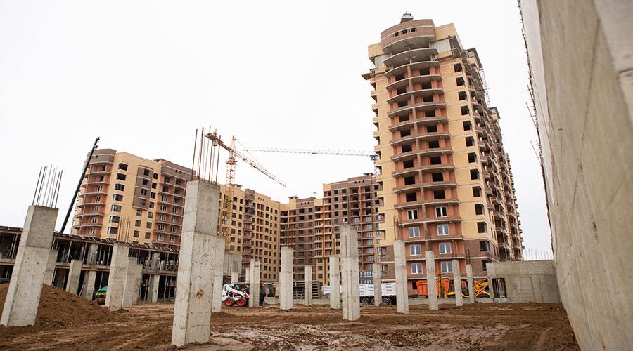 Отчет о строительстве ЖК «Лайм», декабрь, 2020г.