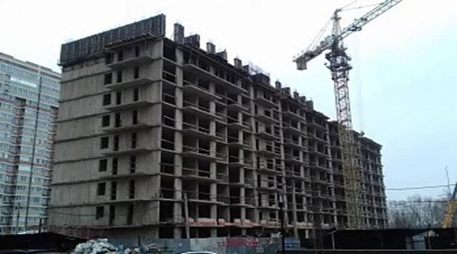 Отчет о строительстве ЖК «Мелодия», декабрь, 2020г.