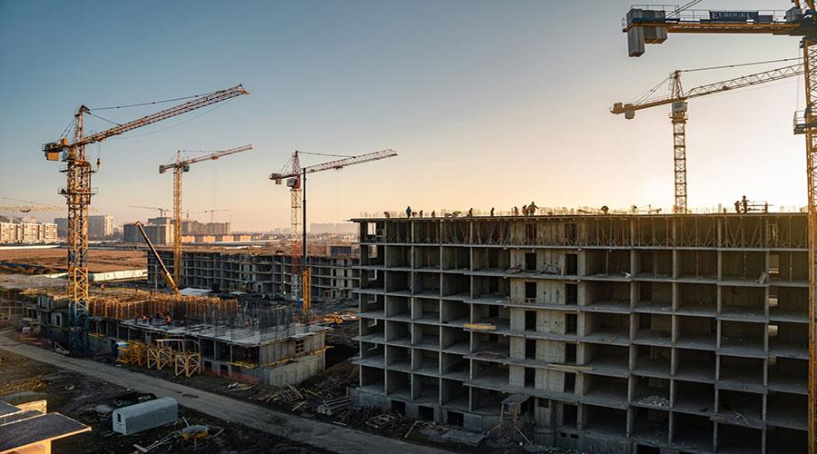 Отчет о строительстве ЖК «Ракурс», декабрь, 2020г.