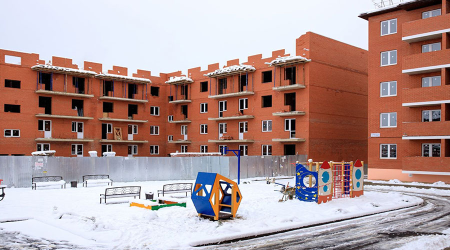 Отчет о строительстве ЖК «Родной дом», декабрь, 2020г.