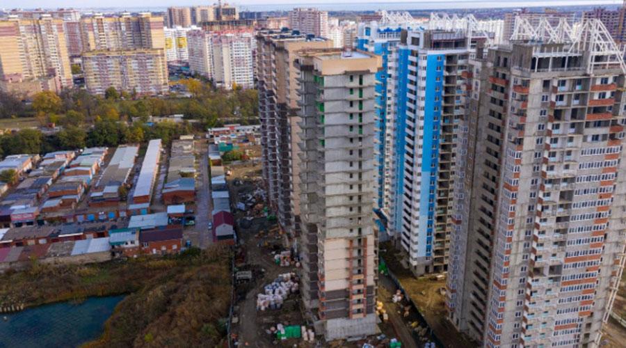 Отчет о строительстве ЖК «Стрижи», декабрь, 2020г.