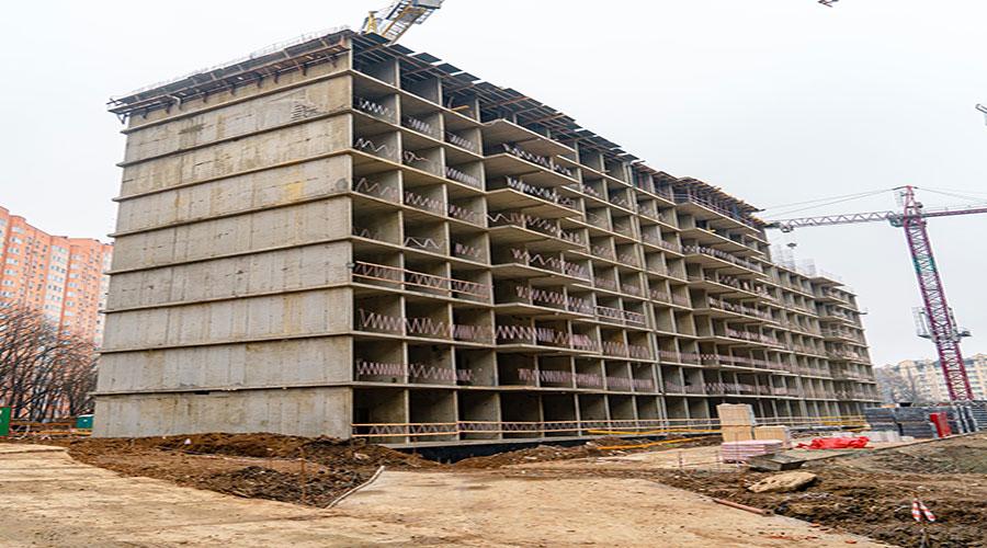 Отчет о строительстве ЖК «Свобода», декабрь, 2020г.