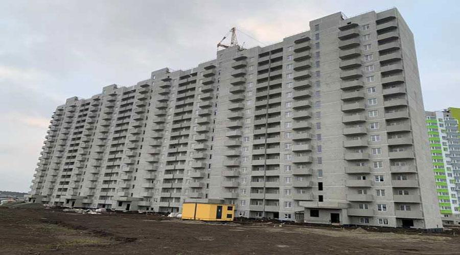 Отчет о строительстве ЖК «Восточно-Кругликовский», декабрь, 2020г.