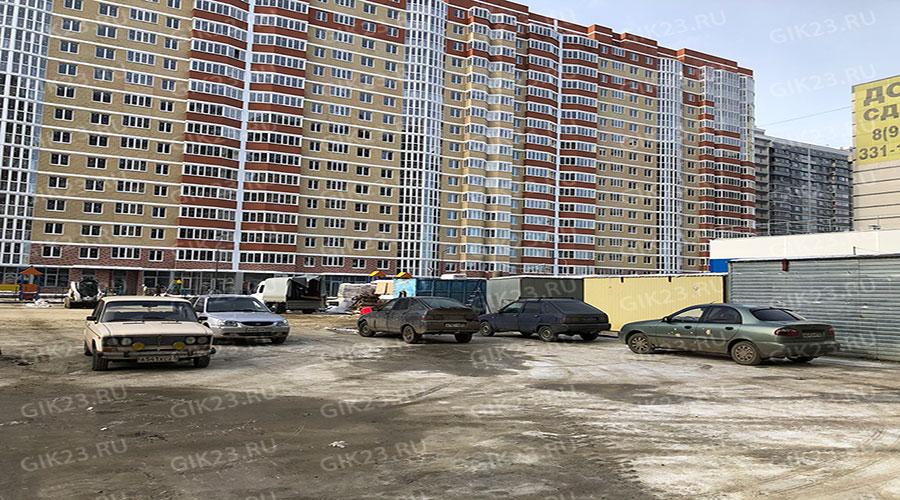 Отчет о строительстве ЖК «Времена года 3», декабрь, 2020г.