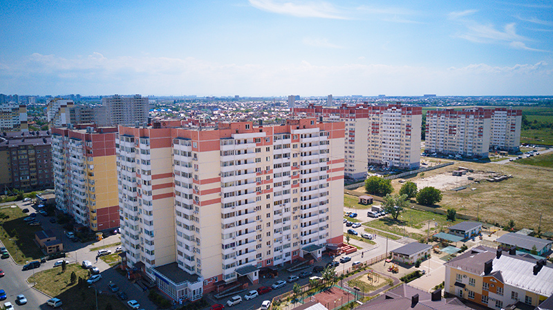 жк молодёжный квартиры краснодар
