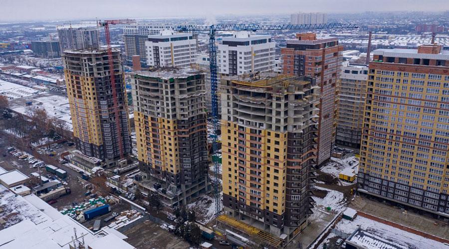 Отчет о строительстве ЖК «Элегант», январь, 2021г.