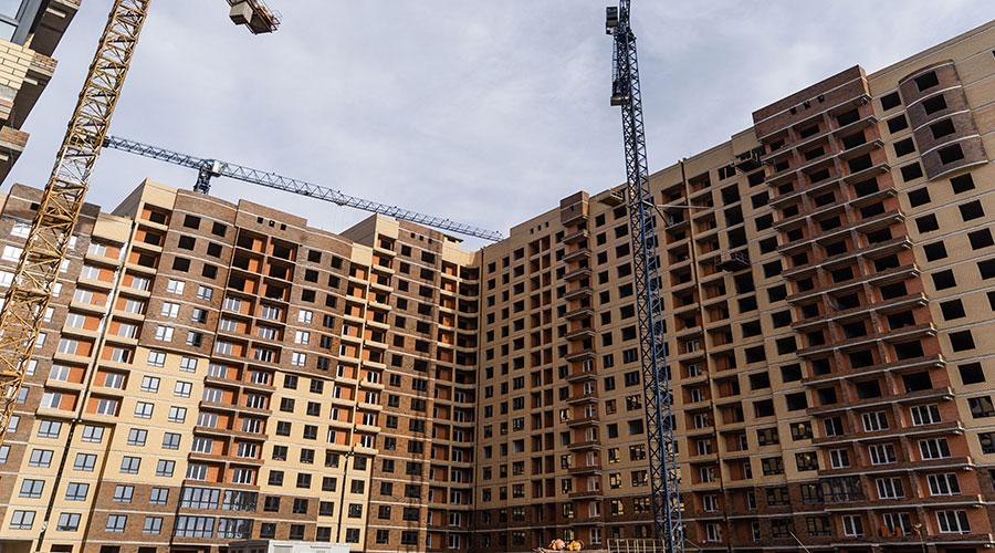 Отчет о строительстве ЖК «Лайм», январь, 2021г.